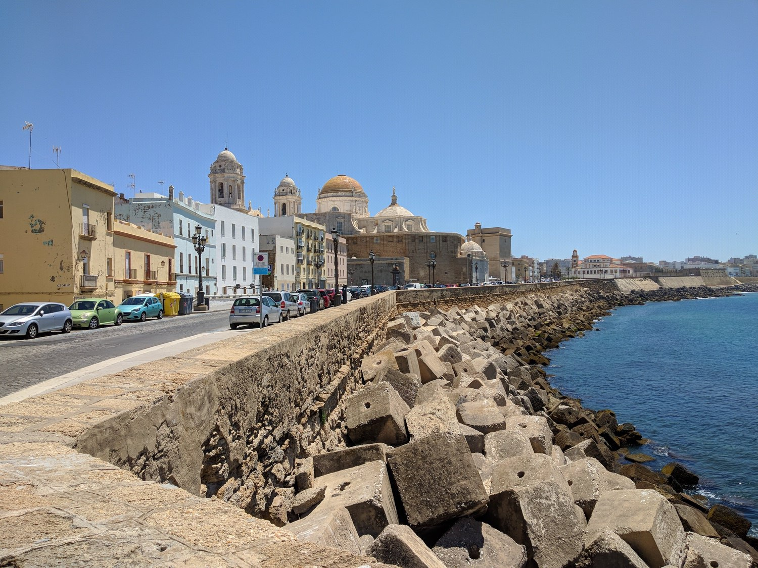 Cádiz ciudad. Photo by Eleazar Lázaro