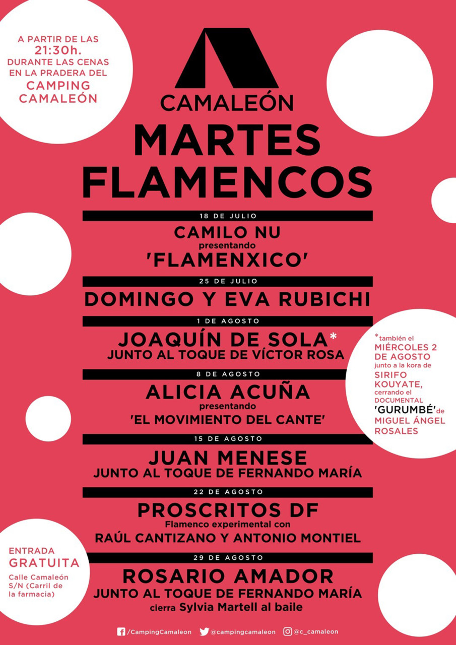 cartel flamenco ok